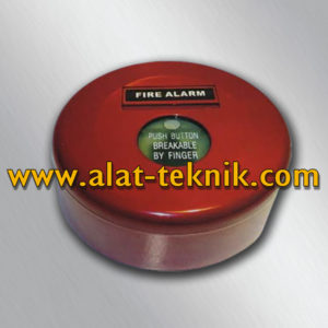fire alarm push button indoor