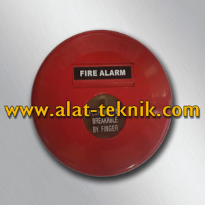 fire alarm push button out door