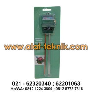 pH Meter Tanah Analog