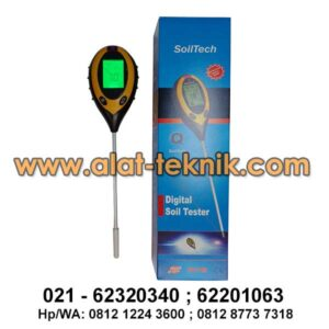 pH Meter Tanah Digital