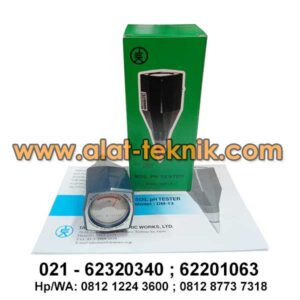 pH Meter Tanah Takemura DM-13
