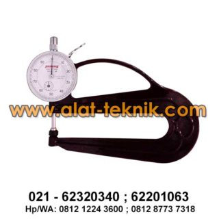 Thickness Gauge Peacock Model H