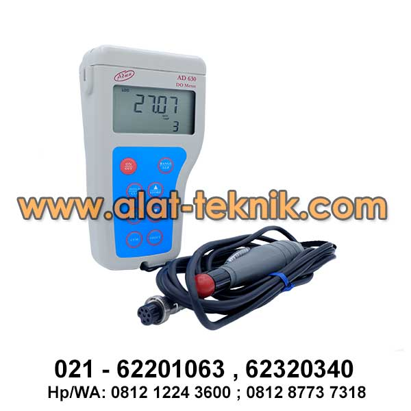 Dissolved Oxygen Meter Adwa AD-630
