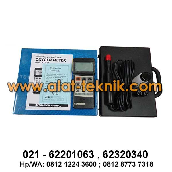 dissolved oxygen meter lutron do-5510 (4)