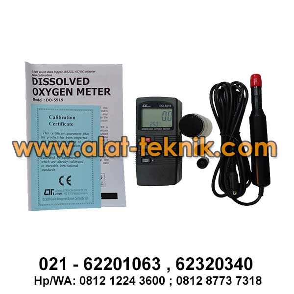 dissolved oxygen meter lutron do-5519 (3)