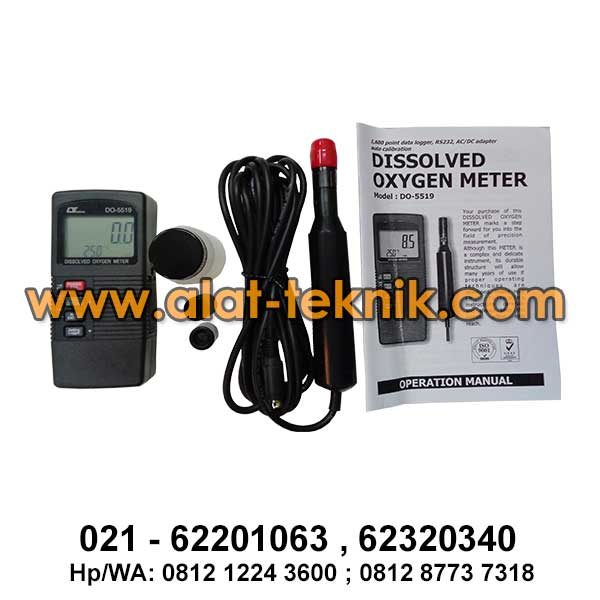dissolved oxygen meter lutron do-5519 (4)