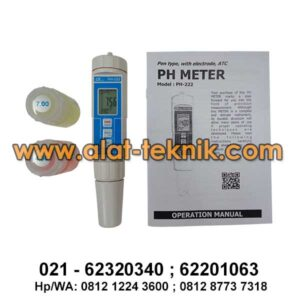 Lutron pH-222 Pen pH Meter