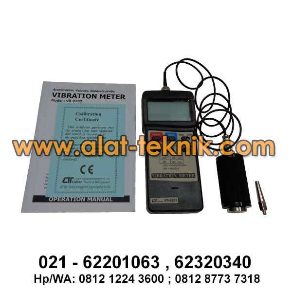 vibration meter lutron vb-8202 (4)