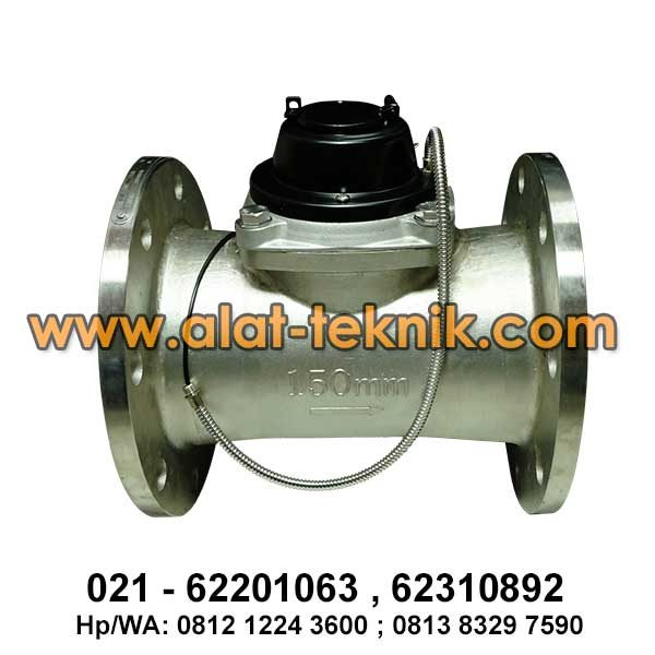 flow meter stainless steel SHM 6 inch (1)